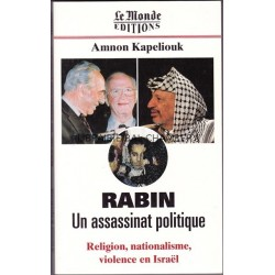 Rabin Un assassinat politique