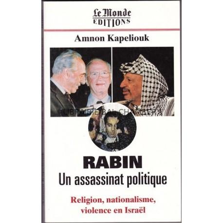 Rabin Un assassinat politique