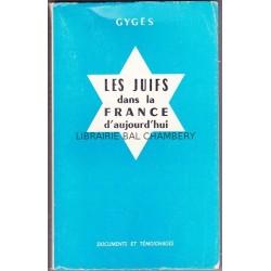 Les juifs dans la France d'aujourd'hui