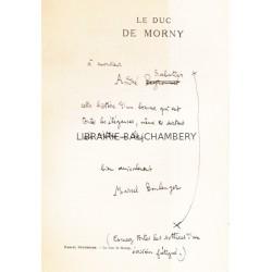 """Le duc de Morny  """"Prince Français"""