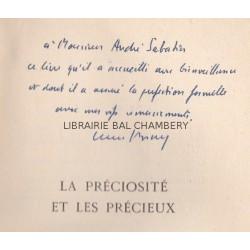 """La préciosité et les précieux  """" De Thibaut de Champagne à Jean Giraudoux"""