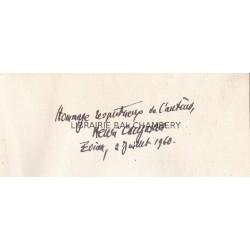De J.B. Colbert au paquebot Normandie - Etudes et souvenirs maritimes