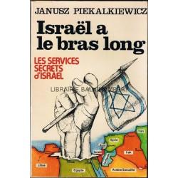 Israel a le bras long - Les services secrets d'Israel