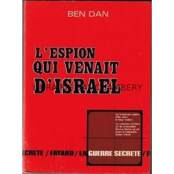 L'espion qui venait d'Israel - L'affaire Elie Cohen