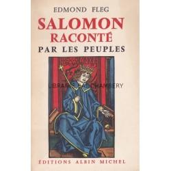 Salomon raconté par les peuples