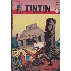 Tintin chaque jeudi, n° 93, troisième année