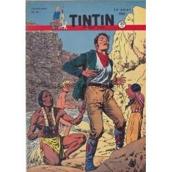 Tintin chaque jeudi,  n° 96,  troisième année