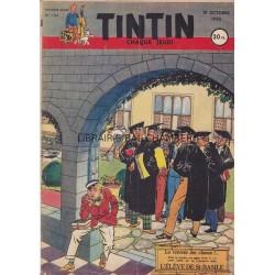 Tintin chaque jeudi,  n°104,  troisième année