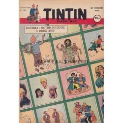 Tintin chaque jeudi, n°105, troisième année