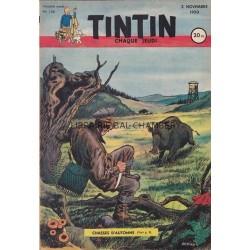 Tintin chaque jeudi, n°106,  troisième année