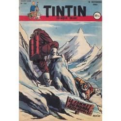 Tintin chaque jeudi, n°108,  troisième année