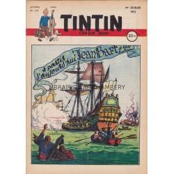 Tintin chaque jeudi, n°119, quatrième année