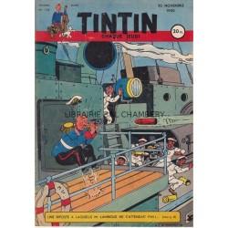 Tintin chaque jeudi,  n°110, troisième année