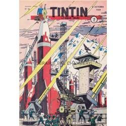 Tintin chaque jeudi, n°50, deuxième  année