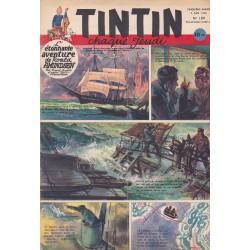 Tintin chaque jeudi,  n° 189,  cinquième année