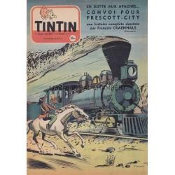 Tintin chaque jeudi,  n°307,  septième année