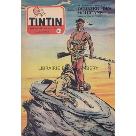 Tintin chaque jeudi,  n°309,  septième année
