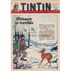 Tintin chaque jeudi,  n°220,  sixième année