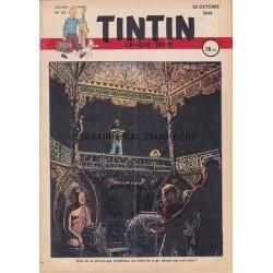 Tintin chaque jeudi,  n° 52,  deuxième année