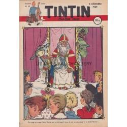 Tintin chaque jeudi,  n° 59,  deuxième année