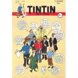 Tintin chaque jeudi,  n° 60,  deuxième année