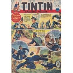Tintin chaque jeudi,  n°181,  cinquième année