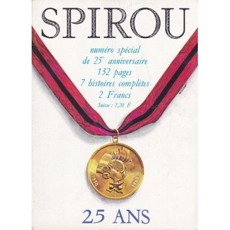 Spirou, 26° année,  n°1303