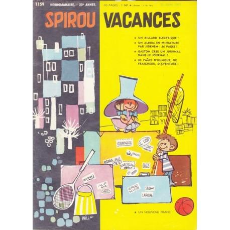 Spirou, 23° année,  n°1159