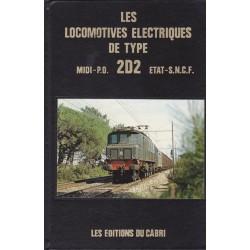 Les locomotives électriques de type 2D2