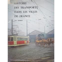 Histoire des trains dans les villes de France