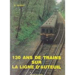 130 ans de trains sur la ligne d'Auteuil