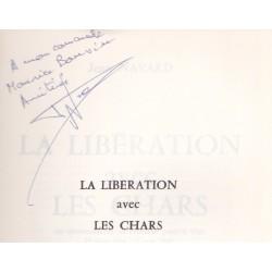 La libération avec les chars – du débarquement en Provence jusqu'à Ulm