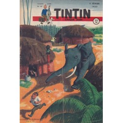 Tintin chaque jeudi,  n° 68,  troisième année