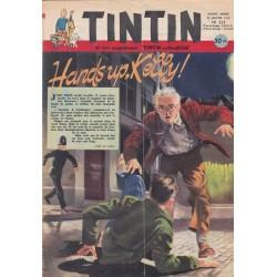 Tintin chaque jeudi,  n° 223,  sixième année