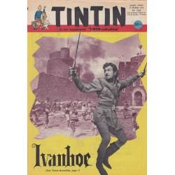 Tintin chaque jeudi,  n° 226,  sixième année