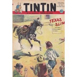Tintin chaque jeudi,  n° 227,  sixième année