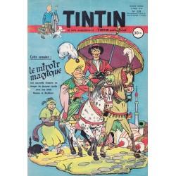 Tintin chaque jeudi,  n° 228,  sixième année