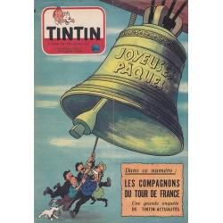 Tintin chaque jeudi,  n° 232,  sixième année