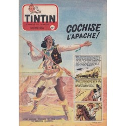 Tintin chaque jeudi,  n° 235,  sixième année