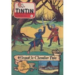 Tintin chaque jeudi,  n° 238,  sixième année