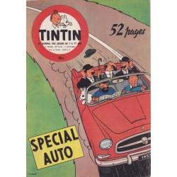 Tintin chaque jeudi,  n° 416,  neuvième année