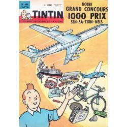 Tintin chaque jeudi,  n° 694,  quatorzième année