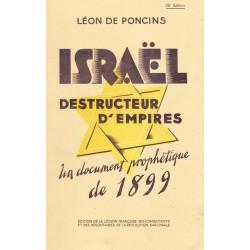 Israël / Destructeur d'empires