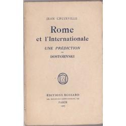 Rome et l'Internationale