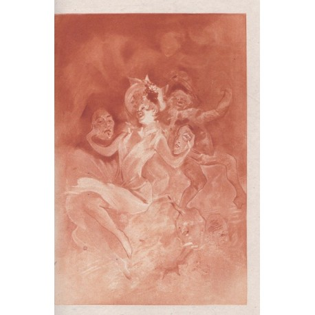 Les Maitres Illustrateurs : Robida, Steinlen, ...