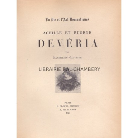 Achille et Eugène Dévéria