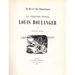 Le Peintre poète - Louis Boulanger