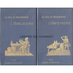 Les Arts de l'Ameublement [12 Vols. Compl.].