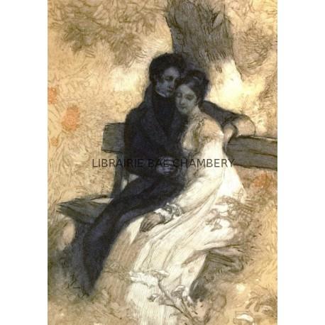 Eugénie Grandet – Vingt-six compositions par Auguste Leroux