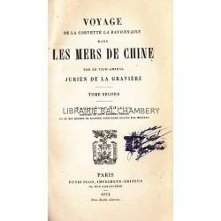 Voyage de la Corvette la Bayonnaise dans les Mers de Chine - Troisième édition